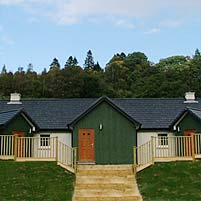 5 star luxury hostel in Glen Urquhart near Loch Ness