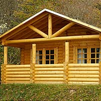 Superb Log Cabins in Glenurquhart minutes from Loch Ness